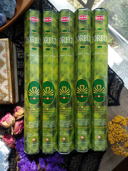 """Forest"" Incense Sticks"