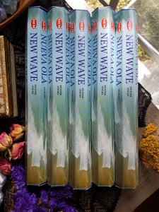 """New Wave"" Incense Sticks"