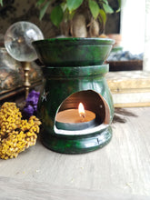 Load image into Gallery viewer, Soapstone Tree Of Life Oil/Wax Burner