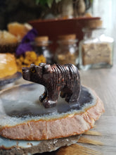Load image into Gallery viewer, Soapstone Bear Carving