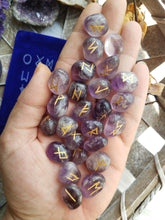Load image into Gallery viewer, Amethyst Rune Set