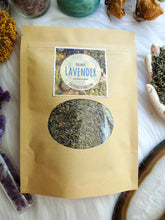 Load image into Gallery viewer, Organic Lavender Buds ~ 1oz