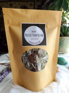 Organic Protection Blend