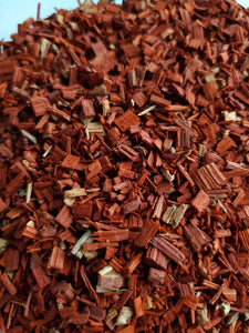Organic Red Sandalwood ~ 1.5oz