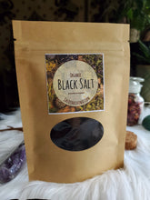 Load image into Gallery viewer, Organic Black Salt ~ 2oz
