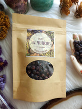Load image into Gallery viewer, Organic Juniper Berries ~ 1oz