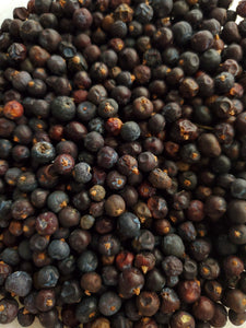 Organic Juniper Berries ~ 1oz