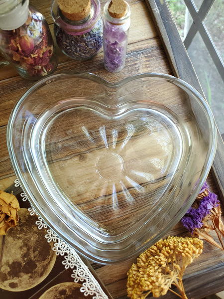 Glass Heart Catchall