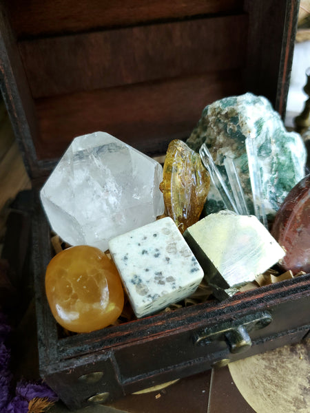 Assorted Crystal Box