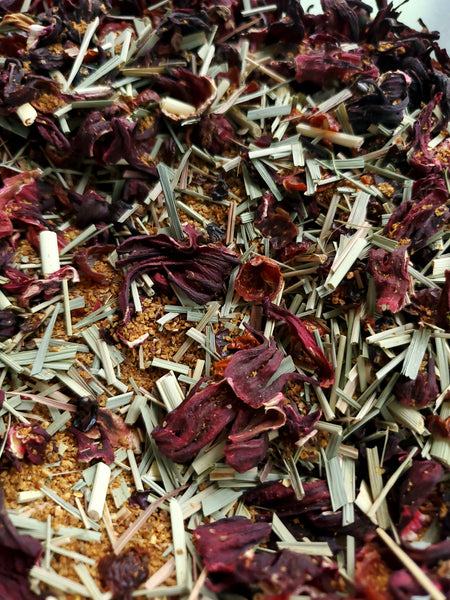 Organic Tropical Sunrise Tea Blend ~ 1.5oz