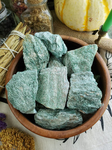 Medium Rough Fuchsite