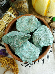 Large Rough Fuchsite