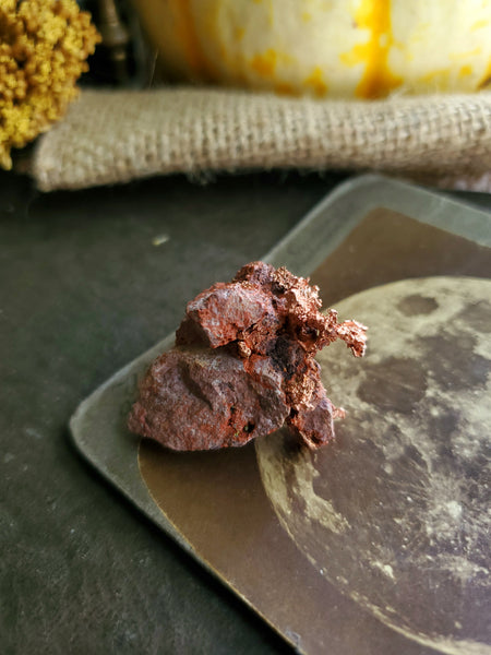 Native Copper Specimen
