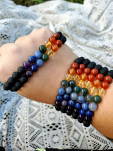 Load image into Gallery viewer, Seven Chakra Bracelet