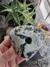 Load image into Gallery viewer, Moss Agate Pen Holder