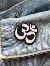 Load image into Gallery viewer, Om Enamel Pins