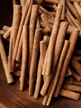 "Load image into Gallery viewer, Organic Cinnamon Sticks 4"" ~ 1.5 oz"