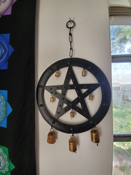 Pentacle Wall Hanging