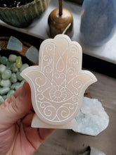 Load image into Gallery viewer, Hamsa Candle