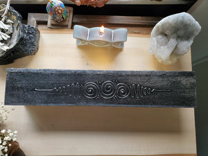 Moonphase Incense Burner
