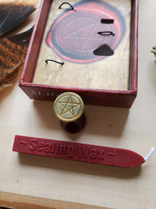 Pentacle Wax Sealing Kit