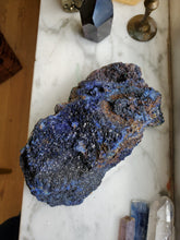 Load image into Gallery viewer, Large Azurite & Malachite Mineral Specimen