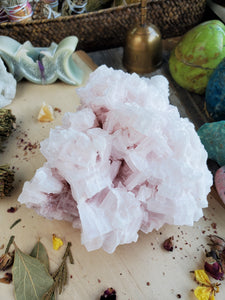 Top Quality Pink Halite Specimen