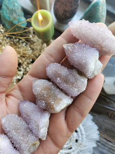 Spirit Quartz Mini Points