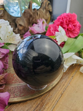 Load image into Gallery viewer, Black Tourmaline Spheres