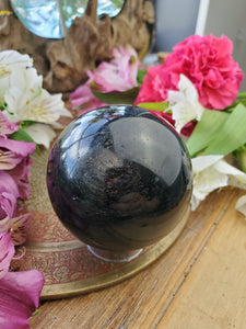 Black Tourmaline Spheres
