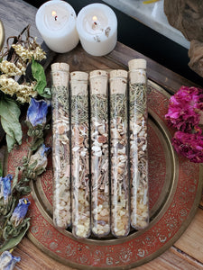 New Opportunties - Organic Loose Herb Incense Vials