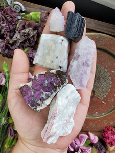 Crystal & Mineral Bundle