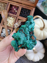 Load image into Gallery viewer, Fibrous Malachite Specimen