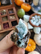 Load image into Gallery viewer, Rare Blue Botryoidal Hemimorphite