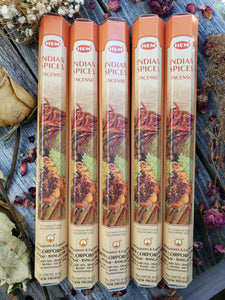 """Indian Spices"" Incense Sticks"