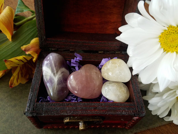 Custom Crystal Box - Build Your Own - SacredDivination