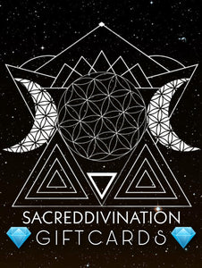 SacredDiv Gift Card