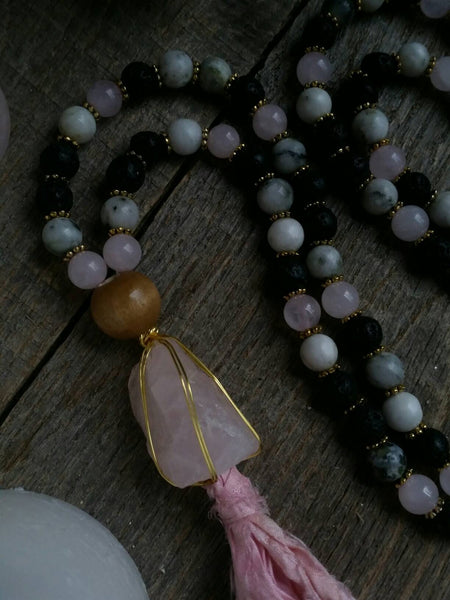 "108 ""Love & Clarity"" Mala - SacredDivination"