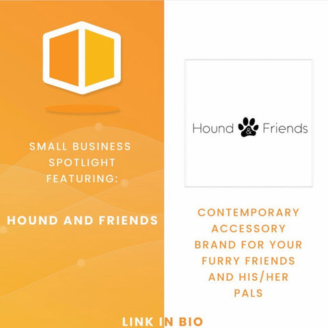 Featured on SoapBox | Matching Dog Accessories | Hound and Friends