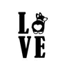 Corgi Love Iron-Ons Decal Design