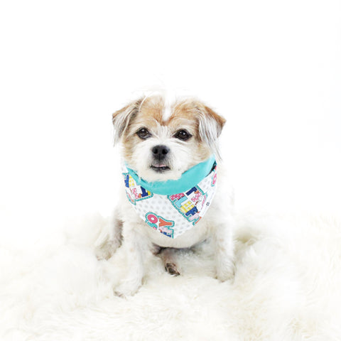 Image of Aurora Reversible Bandana