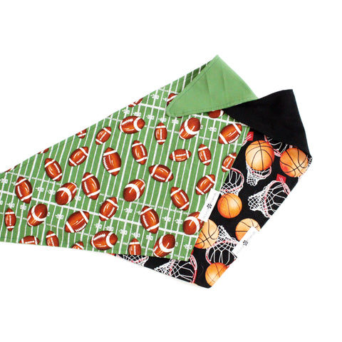 Basketball Reversible Bandana