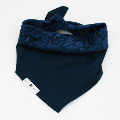 Image of Bijou Lace Reversible Bandana