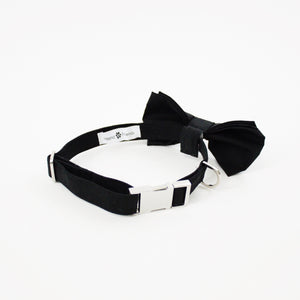 Wyatt Dog Bow Tie Collar