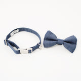 Quynh Dog Bow Tie Collar
