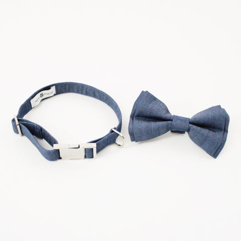 Image of Quynh Dog Bow Tie Collar