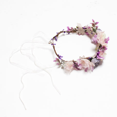 Image of Cary Flower Crown
