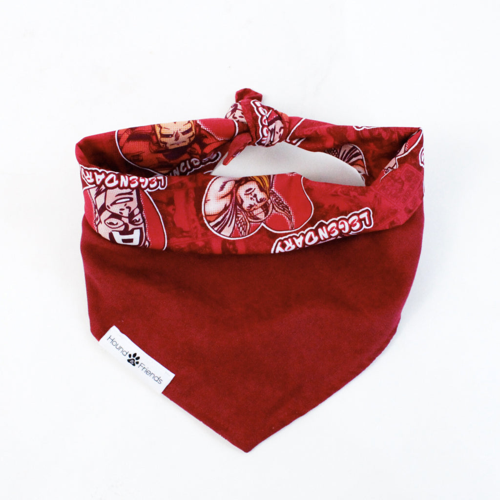 Chip Reversible Bandana
