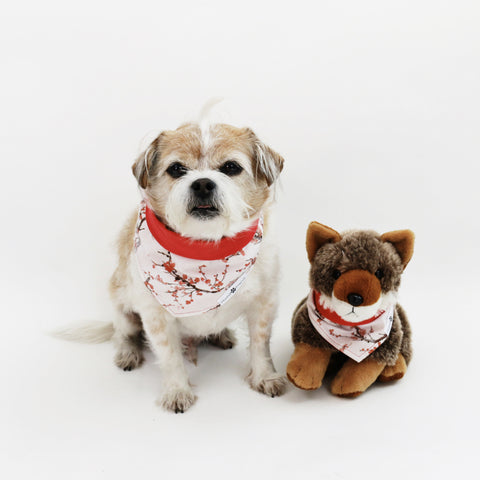 Dixie Reversible Dog Bandana | Handmade with great quality at Hound and Friends