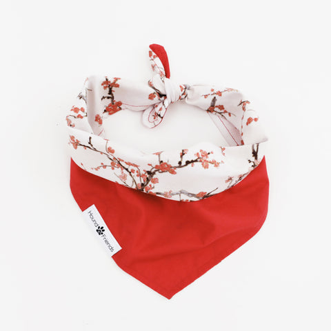 Image of Dixie Reversible Dog Bandana | Handmade with great quality at Hound and Friends